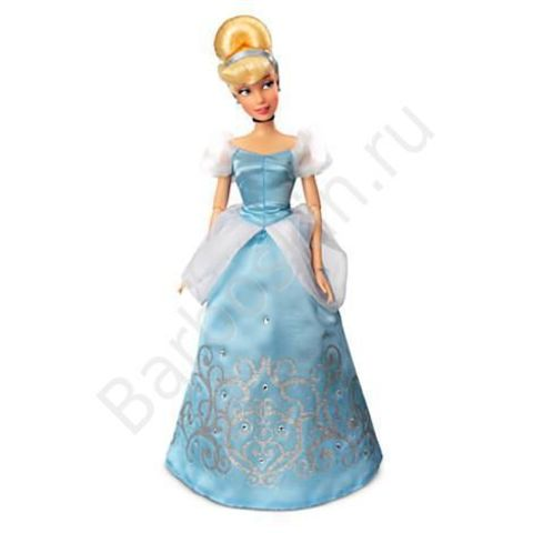 Кукла Принцесса Золушка Перевыпуск 2015 г. - Cinderella, Disney