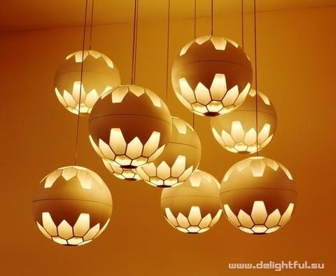 led chandelier 15-54