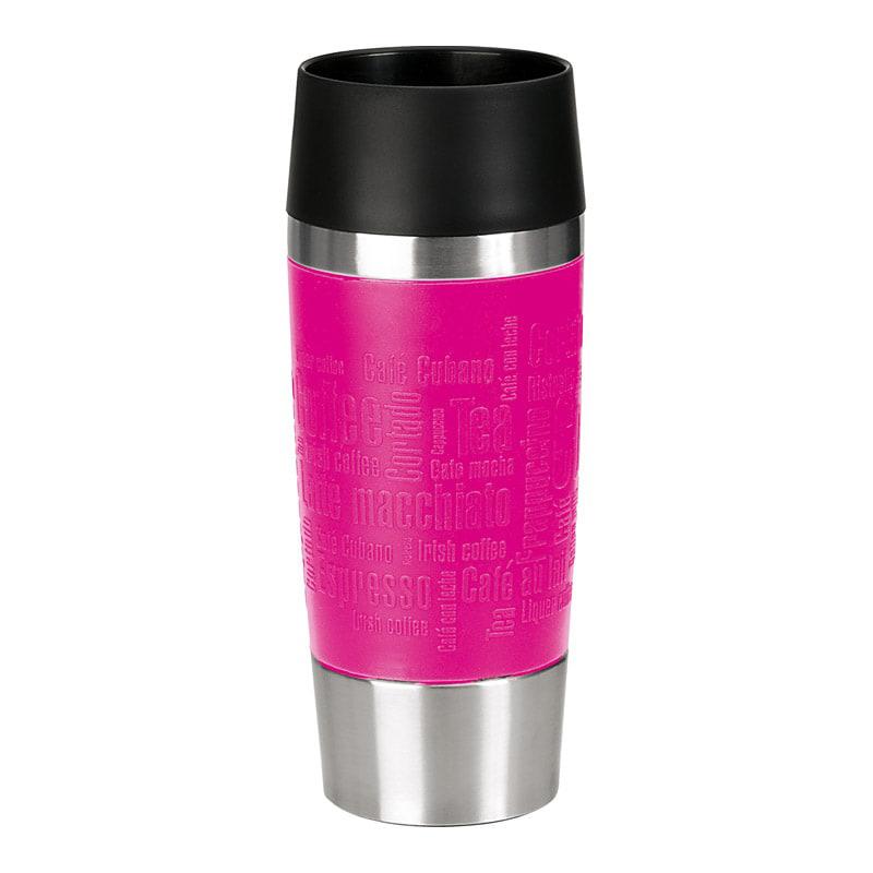 Термокружка Emsa Travel Mug (0,36 литра), розовая*