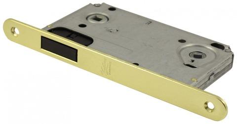 Фурнитура - Замок магнитный Vantage M90, цвет матовое золото  (гарантия - 12 месяцев)