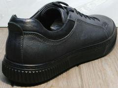 Модные мужские кеды Komcero 9K9154-734 Black-Grey