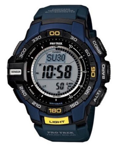Купить Мужские часы CASIO PRO TREK PRG-270-2ER по доступной цене