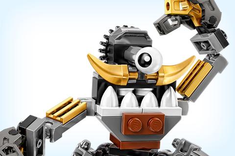 LEGO Mixels: Гокс 41536
