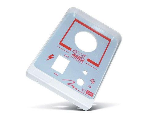 Панель (пластик) для конденсорной группы Silter | Soliy.com.ua