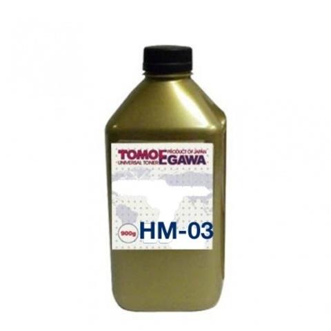 Тонер Tomoegawa HM-03 универсальный для HP Pro M106W, M130 MFP, M134 MFP. 1000 гр.