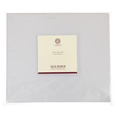 Простыня 220х240 Luxberry Сатин серый жемчуг