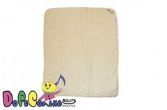 Одеяло детское 110х140  Ласковый Теленок  в сатине Летнее