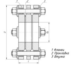 ИСФП конструкция