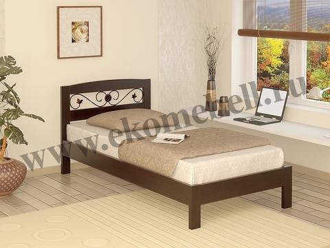 Кровать *Жоржетта* односпальная