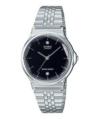 Наручные часы Casio MQ-1000D-1A2DF с бриллиантами