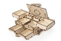 Антикварная шкатулка (Antique Box) от Ugears - деревянная механическая модель