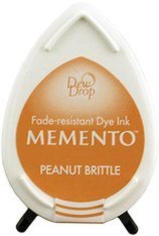 Штемпельная подушечка mini - MEMENTO - Peanut brittle