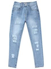 A337 джинсы женские, синие
