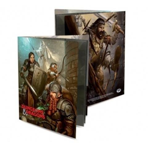 Dungeons & Dragons Character Folio Dungeon Crawl