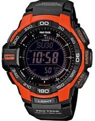 Мужские часы CASIO PRO TREK PRG-270-4ER