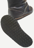 Ичиги кожаные со шнуровкой