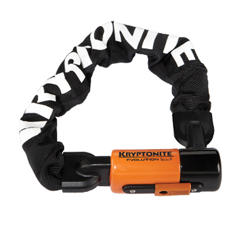 замок Kryptonite Chains Evolution Series 4 1055 MINI Integrated Chain 21