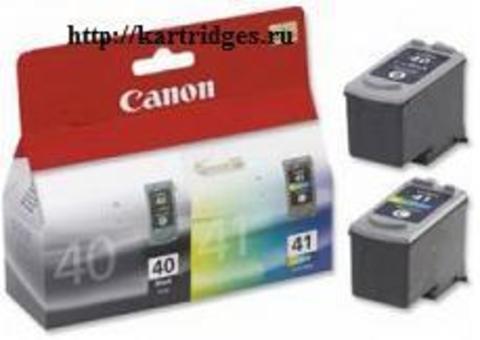 Картридж Canon PG-40+CL-41 / 0615B036