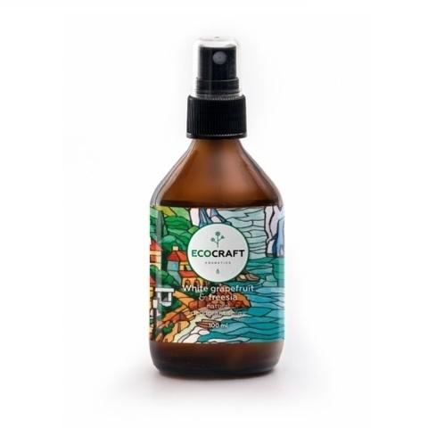 Дезодорант-спрей для тела Белый грейпфрут и Фрезия   Ecocraft
