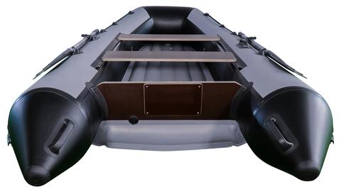 Моторно-гребная лодка RiverBoats RB — 340 (ПВХ, НДНД)