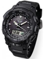 Мужские часы CASIO PRO TREK PRG-550-1A1ER