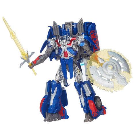 Робот - трансформер  Оптимус Прайм (Optimus Prime) Первый выпуск - Эпоха Истребления, Hasbro