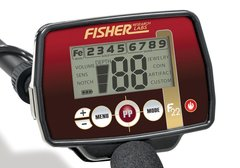 Металлоискатель Fisher F22-11DD