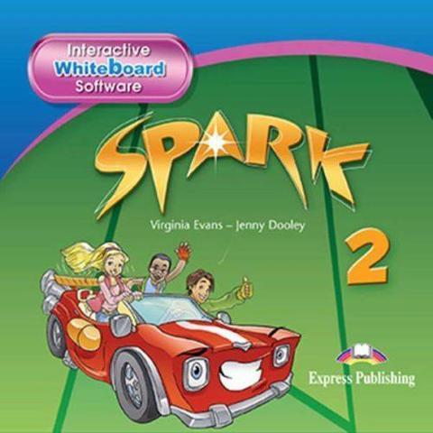 Spark 2 (Monstertrackers). Interactive Whiteboard Software.Программное приложение для интерактивной доски