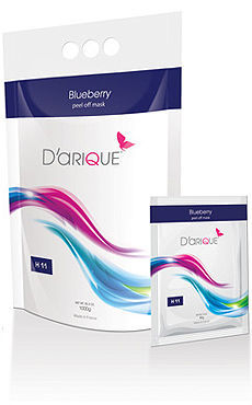 Маска «Anti-age» с Черникой / D`arique Mask with Blueberry