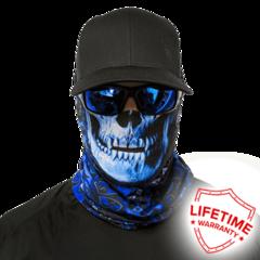Бандана-труба с черепом SA Hydro Skull