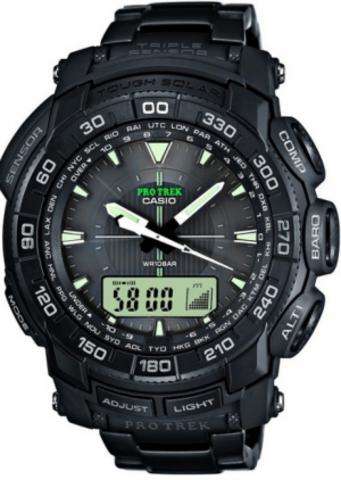 Купить Мужские часы CASIO PRO TREK PRG-550BD-1ER по доступной цене