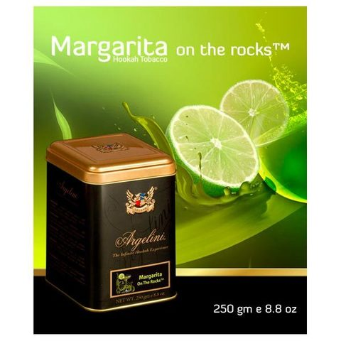 Табак для кальяна Argelini Margarita on the Rock 250 гр.