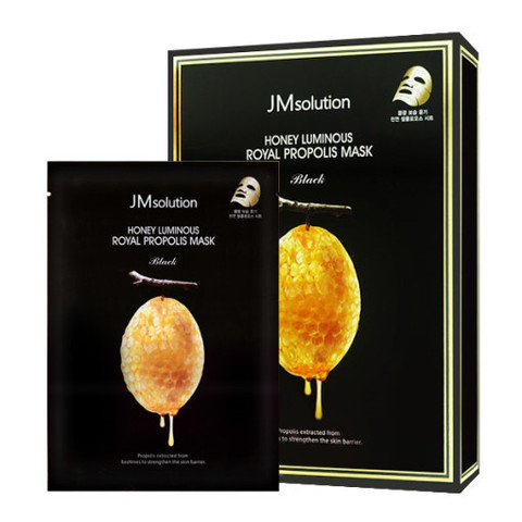 Маска JMsolution Honey Luminous Royal Propolis Mask 10шт.