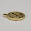 "Подвеска TierraCast знак зодиака ""Стрелец"" (цвет-античное золото) 19х15 мм"