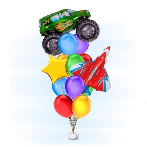 Композиции из шаров Букет Радость мальчишки buket-radost-malchishki-500x500.jpg