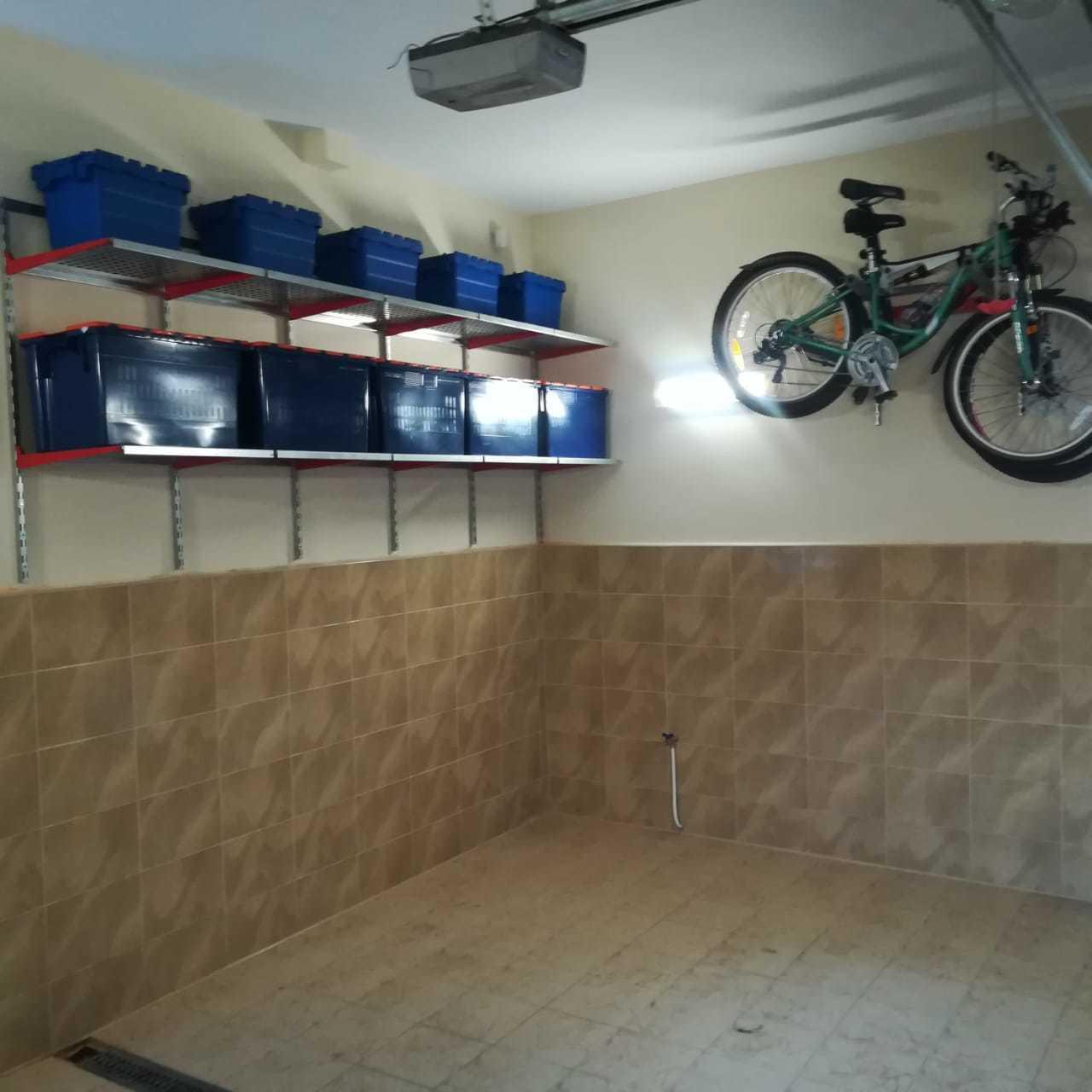 Стеллаж в гараж (3020х1200 мм)