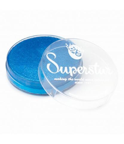 137 Аквагрим Superstar 16 гр перламутровый синий