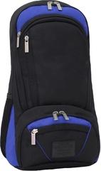 Рюкзак для ноутбука Bagland Granite 23 л. Черный/электрик (0012066)