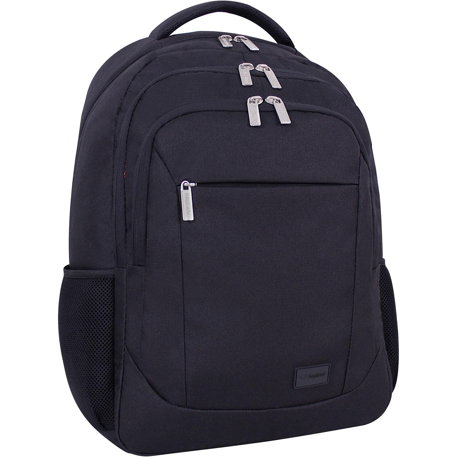 Городские рюкзаки Рюкзак Bagland Hector 32 л. Чёрный (0012666) IMG_9950.JPG