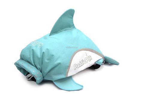 Дельфин: детский рюкзак для бассейна Trunki Paddlepak