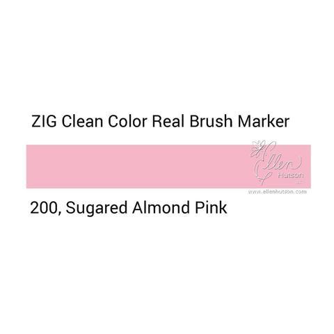 Маркер акварельный ZIG Clean Color Real Brush- штучно - 200