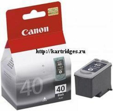 Картридж Canon PG-40 / 0615B025