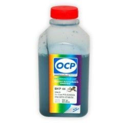 Чернила OCP BKP 44 Black для Canon PGI-425PGBK, 520BK, PG-37, 40, 50, 500 мл