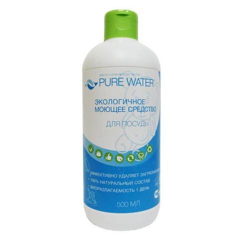 Мико гипоаллергенное средство для посуды Pure Water 500 мл