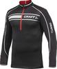 Лыжная гоночная рубашка Craft Perfomance XC Black red