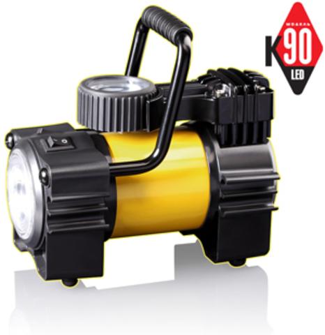 Автомобильный компрессор КАЧОК K90 LED
