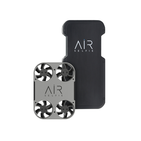 Квадрокоптер  Airselfie 2    (Silver) Power Edition