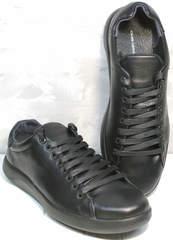 Стильные кроссовки мужские GS Design 5773 Black