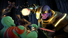 PS4 Marvel's Guardians of the Galaxy: The Telltale Series (русские субтитры)