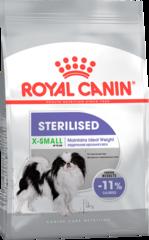 Корм для стерилизованных собак миниатюрных пород, Royal Canin X-Small Sterilised